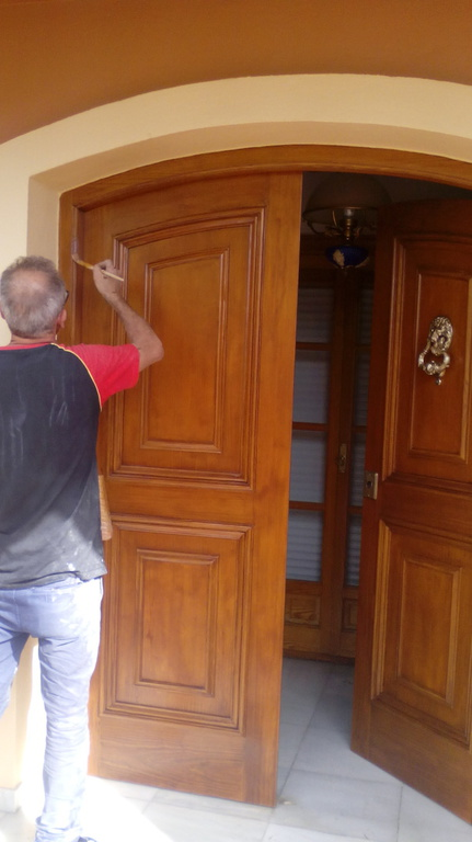Furniture And Doors Lacquer In Marbella Painter Sprayer