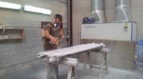 professional lacquer Marbella